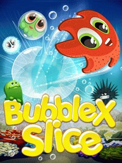 Bubble X Slice
