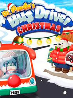 Dr Pandas Bus Driver Christmas