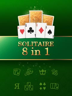 8 in 1 Solitaire