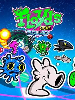 Floyd's Sticker Squad