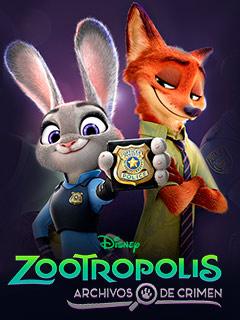 Zootopia: Archivos de crimen