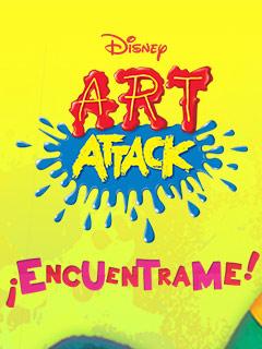 Art Attack: ¡Encuéntrame!