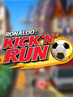 Ronaldo Kick And Run