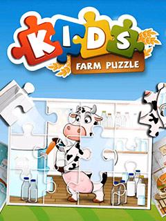Kids Farm Puzzle