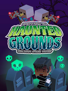 Escape From The Haunted Grounds