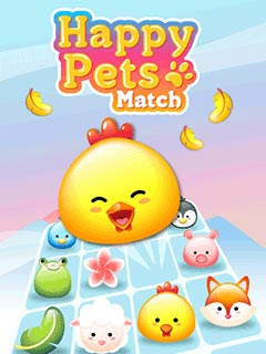 Happy Pets Match