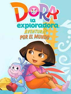 Dora Exploradora Aventura Por El Mundo