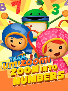 Umizoomi: Zoom Into The Numbers