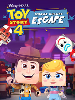 Toy Story 4: Second Chance Escape