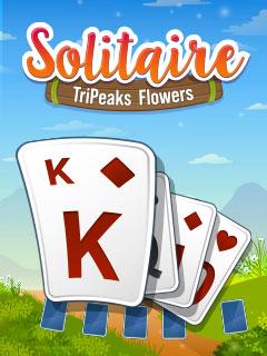 Solitaire Tripeaks Flowers