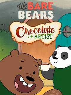 We Bare Bears: Chocolate Artist