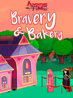 Adventure Time Bravery and Bakery