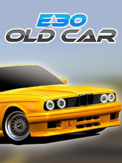 E30 Old Car