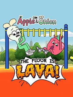 Apple & Onion the Floor is Lava