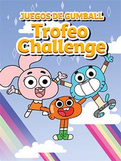 Gumball Throphy Challenge