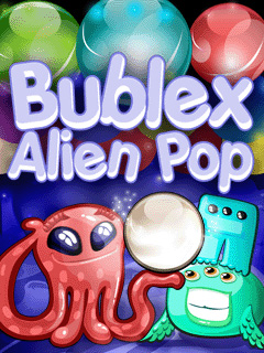 Bublex Alien Pop